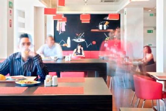 Hotel Ibis Juarez Consulado: Restaurant