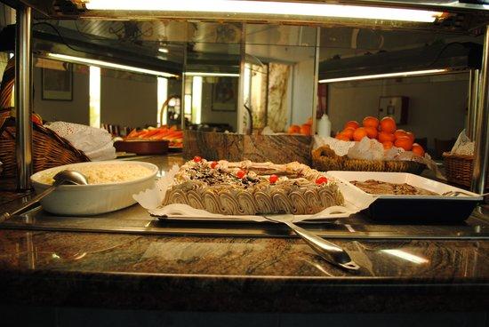 Hotel Palia Don Pedro: Buffet