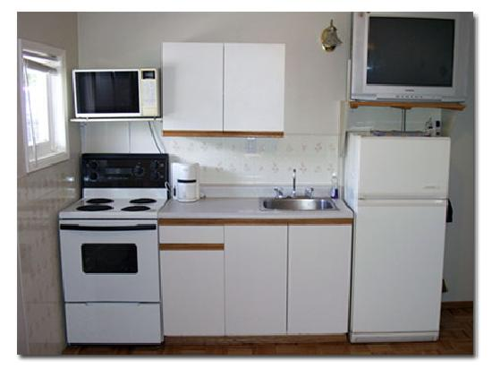 Flamingo Motel: Fully Equipped Kitchens