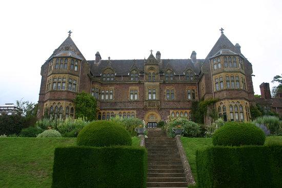 Tiverton, UK: Knightshayes House