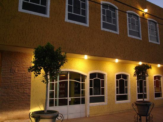 Hotel San Luis: Nuestro Hotel