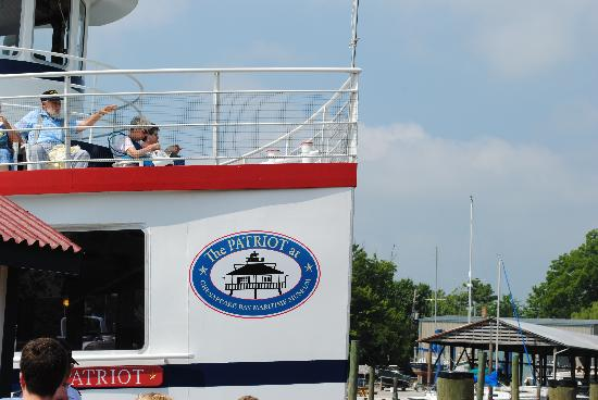 Patriot Cruises: The Patriot