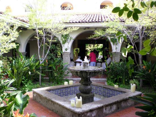Hacienda Las Limas: dining area