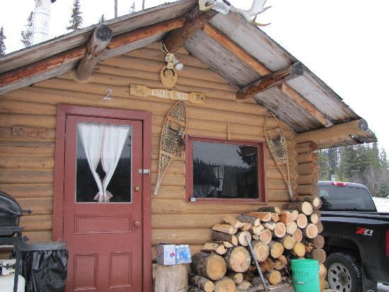 Finger Lake Wilderness Resort: Cabin