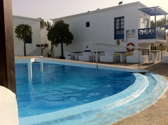 Las Gaviotas : piscine