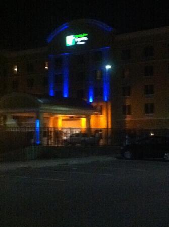 took it last nite very nice hotel