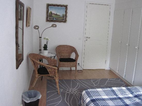 Villa Balder Bed & Breakfast : Room no 6