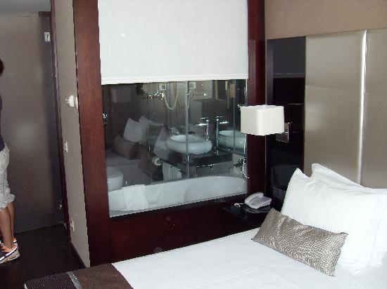 Schlaf- U. Badezimmer Von Oben Bis Unten Modern - Picture Of Turim ... Badezimmer Von Oben