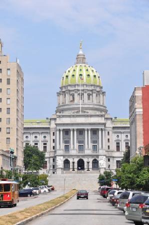 Pennsylvania State Capitol: capitol