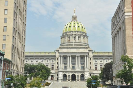 Pennsylvania State Capitol : pa state capitol