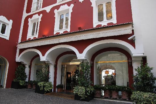 Le Sirenuse Hotel: sirenuse