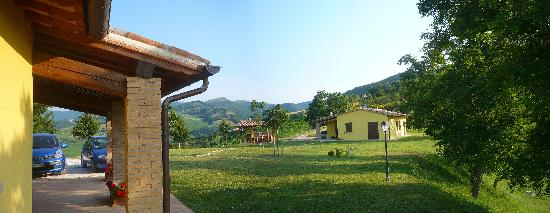 Urbania, Italie : S.Angiolino da Nord