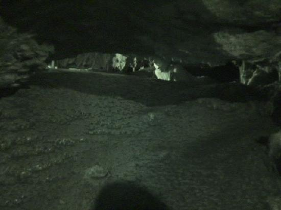 The Cango Caves: Most fun head first!
