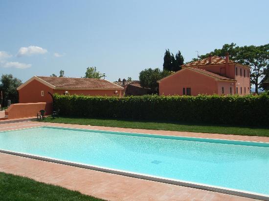 Agriturismo Le Coccinelle: la piscina