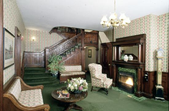West Lane Inn: Lobby
