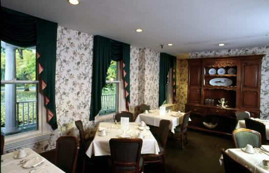 West Lane Inn: Breakfast Room