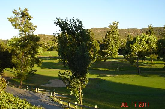 San Vicente Golf Resort: Golf Course