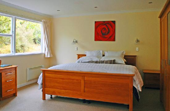 Stratford, New Zealand: The comfy beds are becoming famous