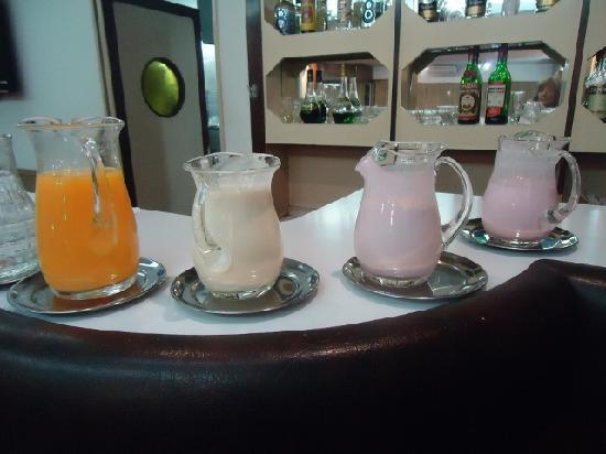 Columbia Palace Hotel: 4-Desayuno buffet