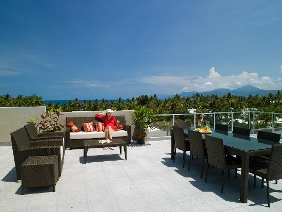 Coconut Grove Apartments: Penthouse Roof Top