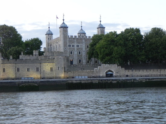 Bateaux London: View from the boat...