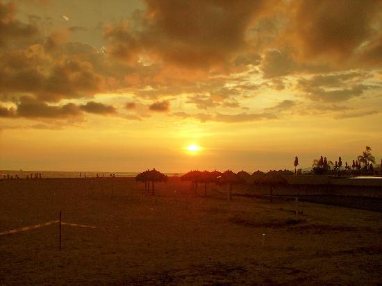 Sunscape Puerto Vallarta Resort & Spa: sunset
