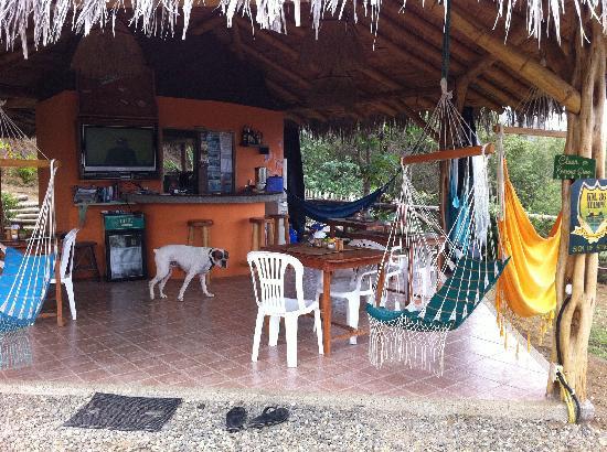 La Buena Vida Hotel- Ayampe : Restaurant/Bar/Hangout