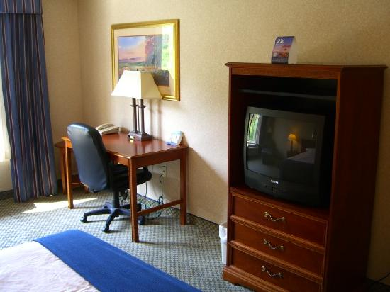 Holiday Inn Express Hotel & Suites Winchester: Desk