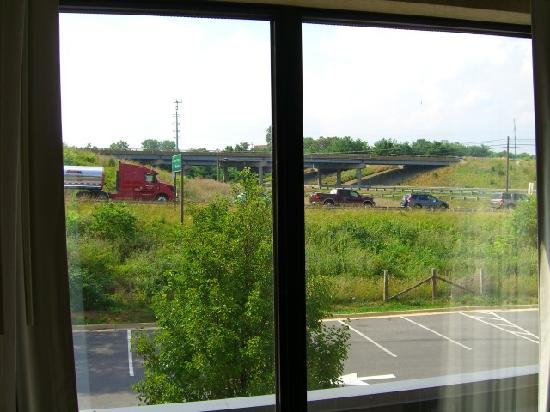 Holiday Inn Express Hotel & Suites Winchester: View from our room