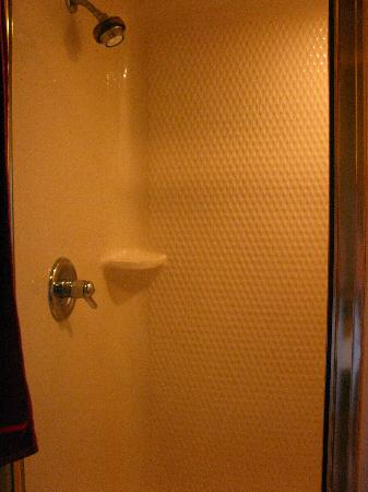 Sleep Inn at Harbour View: shower