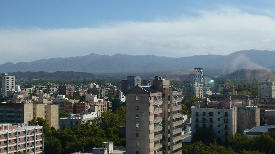 Sheraton Mendoza Hotel: Vista Habitación 8vo piso