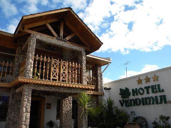 Hotel Boutique Vendimia Premium: Frontis