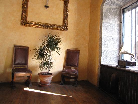 Hotel Palacio Oxangoiti : Inside decor