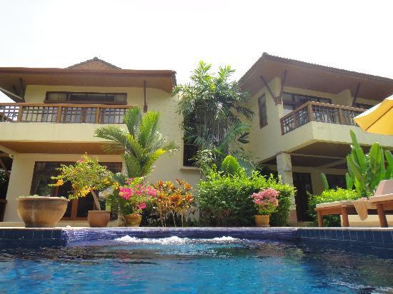 Rising Sun Residence: Our villa