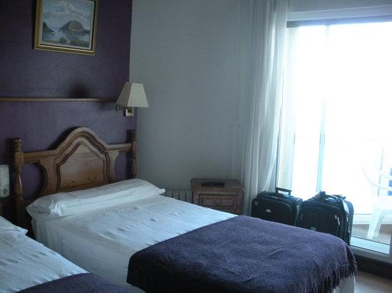 Pension Itxasoa: Room # 3