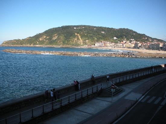 Pension Itxasoa: beautiful views