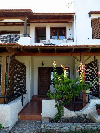 Villa Katerina Petres : Villa Katerina
