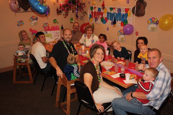 Casa Manana: We LOVE celebrating birthdays & anniversaries!