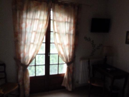 Best Western Le Val Majour : Fenster