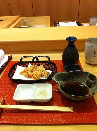 Shiraishi: Cherry Blossom Shrimp Tempura