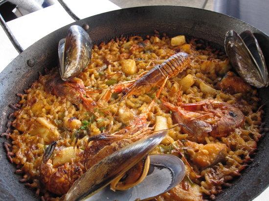 Cal Pinxo: Paella for one!