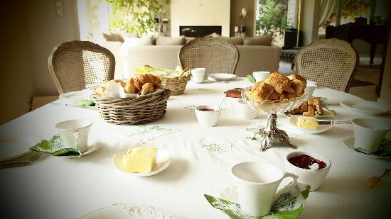 Le Touquet, Frankreich: Petit déjeuner