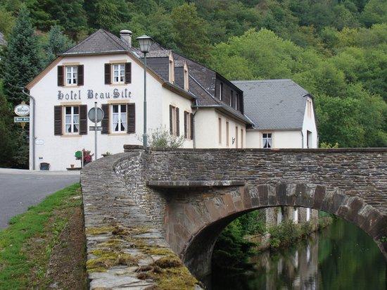 Esch-sur-Sure, Luksemburg: l'Hotel