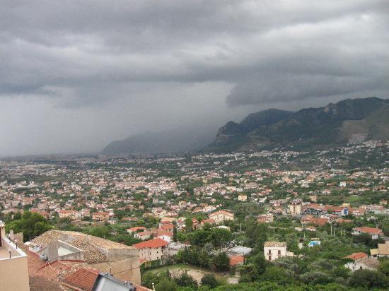 Monreale, Italia: Panorama