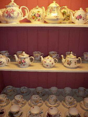 Sweetapples Teashop: Sweetapples China Collection