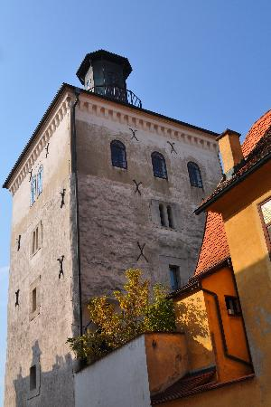 Lotrščak Tower: Tower