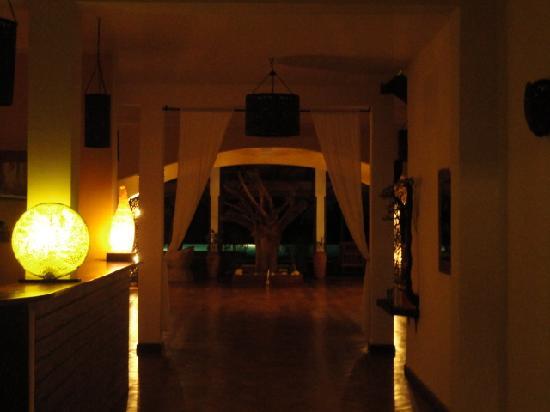 Hotel Arc en Ciel: lobby