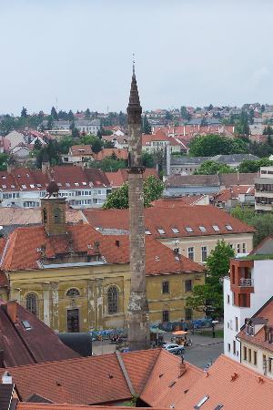 Hotel Romantik: Minaret in Eger