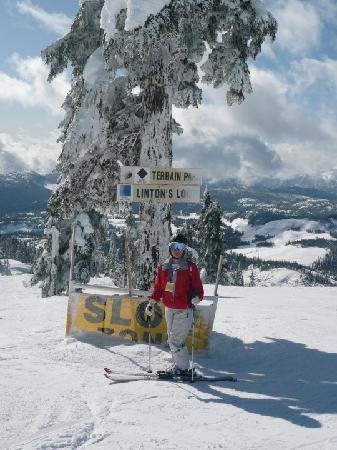 Mount Washington Alpine Resort: Wifey