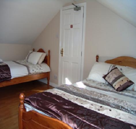 Lismore House: One of our twin rooms